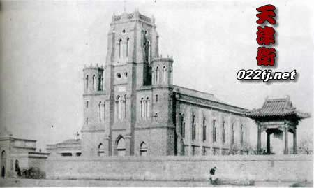 历史:天津望海楼是怎么盖成的-老照片-怀旧经典-搜狐