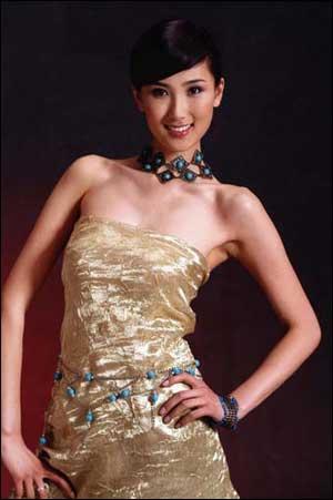 1999新丝路奖中国模特大赛超级男模特总决赛十佳