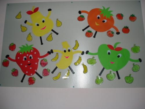 [原创]合作的艺术结晶----幼儿园墙饰图片集锦
