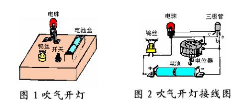 动态电路物理教具