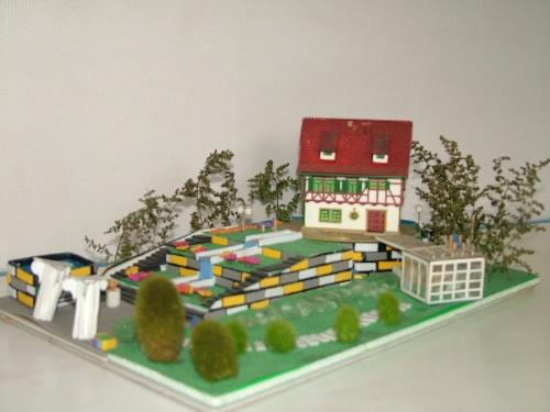 美好家园建筑模型比赛作品制作流程说明(一)