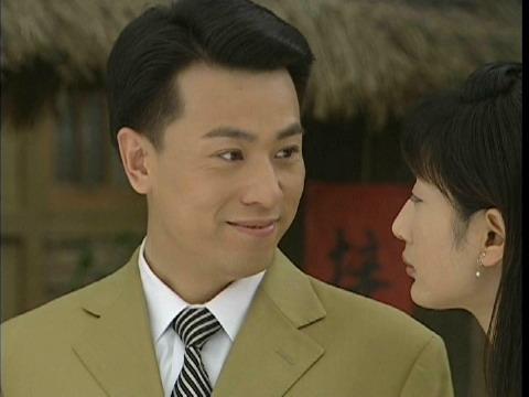 《木棉花的春天》中筱蝶和耀华赌气