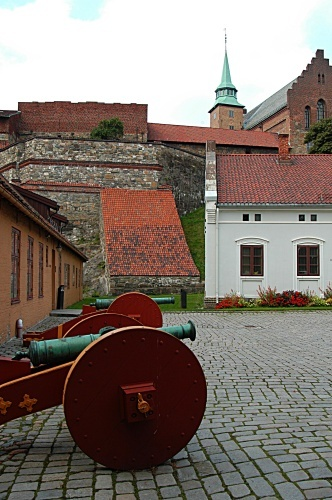 挪威风景坚版图片