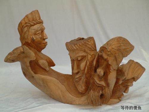 非洲木雕艺术