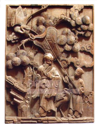 这是木雕工艺发展史上的一个重大创举.