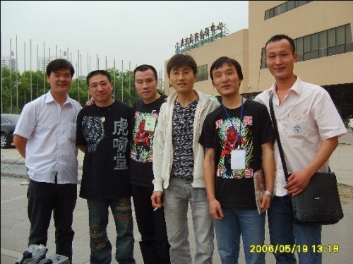 2006年5月18日北京国际纹身大赛