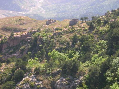 龙潭峡自然风景区主峰黄牛顶-纵横山海-我的搜狐