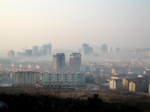 掉落在青岛开发区的天堂风景-韩加君的小屋-搜狐博客