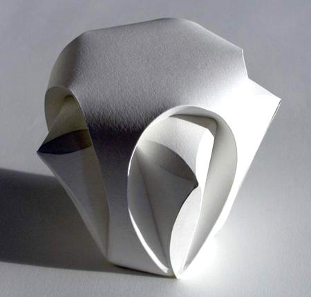 透空柱体折纸步骤图