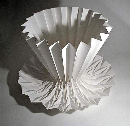 [转]纸造型/立体构成艺术的效果(组图二)