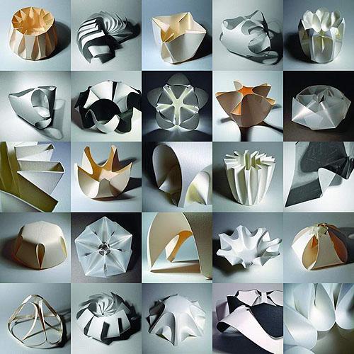 2007-01-20 | [转]纸造型/立体构成艺术的效果(组图