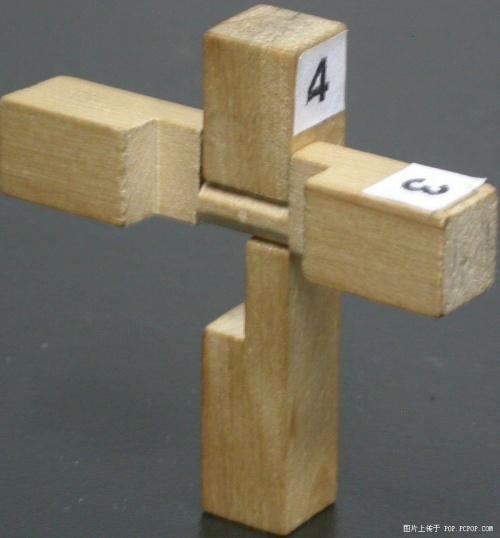 12根孔明锁解法图,孔明锁12根正方解法所有图解,12根孔明锁解法图解