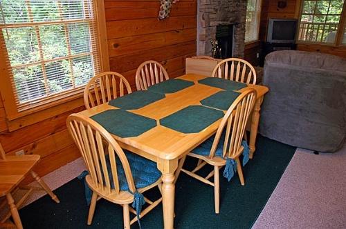 木屋室内装饰--餐厅篇(二)-竹亭主人-搜狐空间