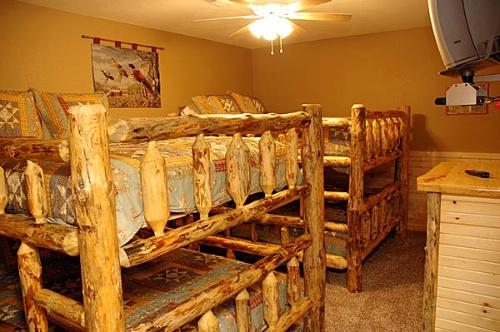 木屋室内装饰--卧室篇(三)-竹亭主人-搜狐空间