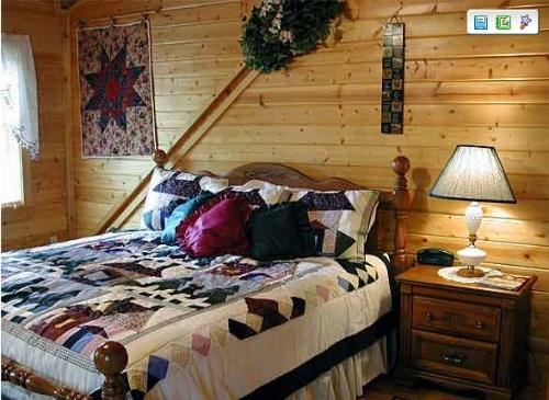 木屋室内装饰--卧室篇(二)