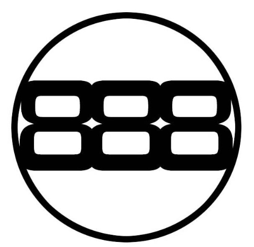 车标圆形矢量图