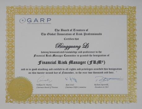 我的国际职业认证证书Professional Certifications及教育背景-秉光-搜狐博客