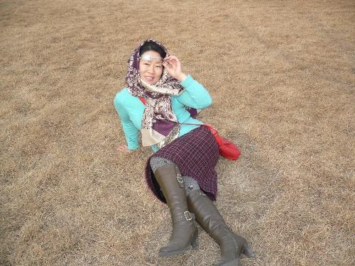 中年妇女生活照片