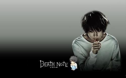 _死亡笔记真人版里面,最后l是死了吗?