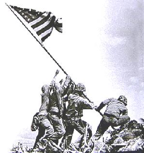 硫磺岛旗帜:死亡换来的经典瞬间