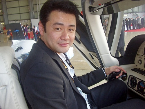 体验奢华前沿——香港私人飞机展