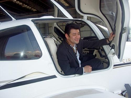香港私人飞机展