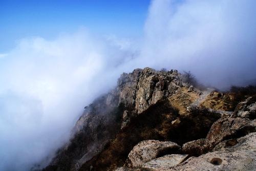 泰山风景美如画
