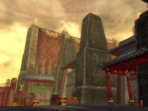 苏莱宫殿,中国皇宫在虚拟世界中的再现图片