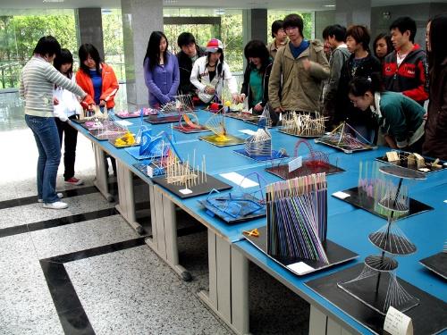 线材立体构成设计图展示